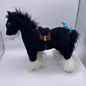 Disney Store BRAVE MERIDA ANGUS Horse Plush